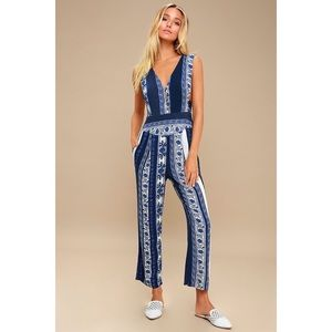 Free People All Shook Up Jumpsuit